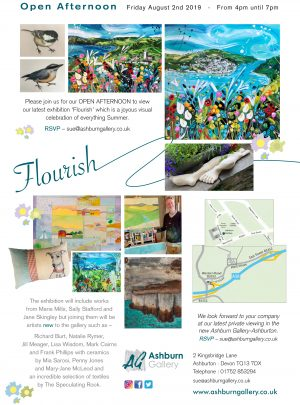 Summer Art Exhibition in Devon