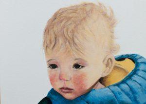 Ira portrait