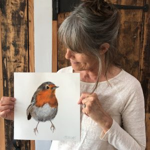 Robin for sale at The Ashburn Gallery